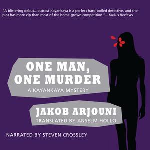 One-man-one-murder-unabridged-audiobook