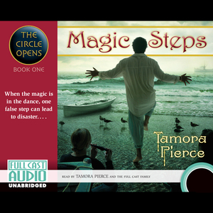 Magic-steps-the-circle-opens-book-1-unabridged-audiobook