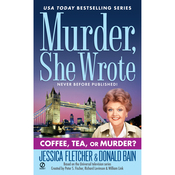 Murder, She Wrote: Coffee, Tea, or Murder? (Unabridged) audiobook download