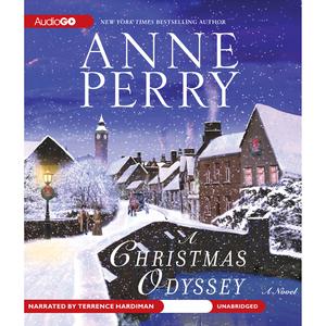 A-christmas-odyssey-unabridged-audiobook
