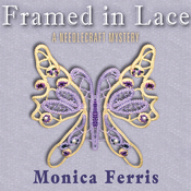 Framed in Lace (Unabridged) audiobook download