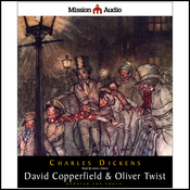 David Copperfield & Oliver Twist (Adapted for Young Listeners) (Unabridged) audiobook download