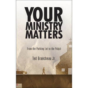 Your-ministry-matters-from-the-parking-lot-to-the-pulpit-audiobook