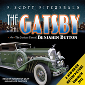 The Great Gatsby and The Curious Case of Benjamin Button (Unabridged) audiobook download