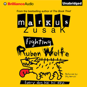 Fighting Ruben Wolfe (Unabridged) audiobook download