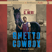 Ghetto Cowboy (Unabridged) audiobook download