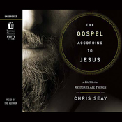 The Gospel According to Jesus (Unabridged) audiobook download