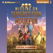 Missing on Superstition Mountain (Unabridged) audiobook download