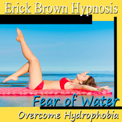 Overcome Your Fear of Water: Aquaphobia, Hydrophobia, Relaxation Hypnosis, Self Help Meditaiton, Binaural Beats audiobook download