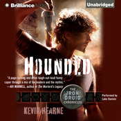 Hounded: The Iron Druid Chronicles, Book 1 (Unabridged) audiobook download
