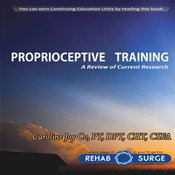 Proprioceptive Training: A Review of Current Research (Unabridged) audiobook download