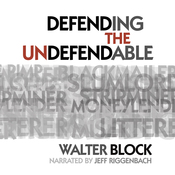 Defending the Undefendable (Unabridged) audiobook download