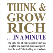 Think and Grow Rich...In a Minute (Unabridged) audiobook download