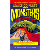 Bruce Coville's Book of Monsters: Tales to Give You the Creeps (Unabridged) audiobook download