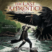 The Last Apprentice: Rage of the Fallen (Unabridged) audiobook download