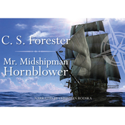 Mr. Midshipman Hornblower (Unabridged) audiobook download