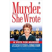 Murder, She Wrote: A Vote for Murder (Unabridged) audiobook download
