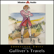 Gulliver's Travels (Adapted for Young Listeners) (Unabridged) audiobook download