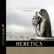 Heretics (Unabridged) audiobook download