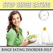 Stop Binge Eating: Binge Eating Disorder Help, Subconscious, Self Help, Guided Meditation (Unabridged) audiobook download