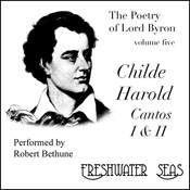 The Poetry of Lord Byron, Volume V: Childe Harold, Cantos I & II (Unabridged) audiobook download