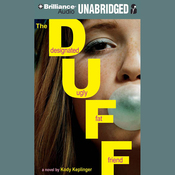 The DUFF: Designated Ugly Fat Friend (Unabridged) audiobook download