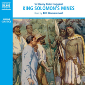 King Solomon's Mines audiobook download