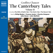 The Canterbury Tales II: Modern English Verse Translation (Unabridged) audiobook download