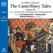 The Canterbury Tales III: Modern English Verse Translation (Unabridged) audiobook download