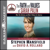 The Faith and Values of Sarah Palin (Unabridged) audiobook download