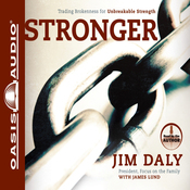Stronger: Trading Brokenness for Unbreakable Strength (Unabridged) audiobook download