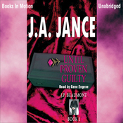 Until Proven Guilty: J. P. Beaumont Series, Book 1 (Unabridged) audiobook download