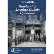 Quaderni di Serafino Gubbio operatore (Notebooks of Serafino Gubbio Operator) (Unabridged) audiobook download