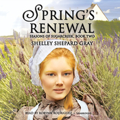 Spring's Renewal: Seasons of Sugarcreek, Book Two (Unabridged) audiobook download