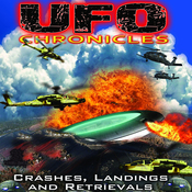 UFO Chronicles: Crashes, Landings and Retrievals audiobook download