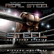 Steel and Other Stories (Unabridged) audiobook download