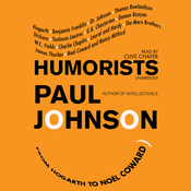 Humorists: From Hogarth to Noel Coward (Unabridged) audiobook download