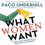 What Women Want: The Global Marketplace Turns Female Friendly (Unabridged) audiobook download