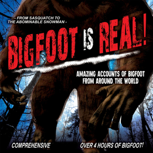 Bigfoot-is-real-sasquatch-to-the-abominable-snowman-audiobook