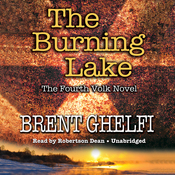 The Burning Lake: A Volk Thriller (Unabridged) audiobook download