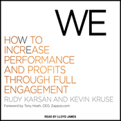 We: How to Increase Performance and Profits Through Full Engagement (Unabridged) audiobook download