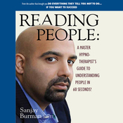 Reading People: A Master Hypno-Therapist's Guide to Understanding People in 60 Seconds (Unabridged) audiobook download