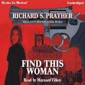 Find This Woman: Shell Scott, 4 (Unabridged) audiobook download