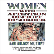Women with Attention Deficit Disorder audiobook download