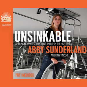 Unsinkable-a-young-womans-courageous-battle-on-the-high-seas-unabridged-audiobook