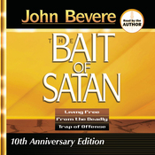 Bait of Satan: Living Free from the Deadly Trap of Offense (Unabridged) audiobook download