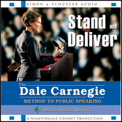 Stand and Deliver: The Dale Carnegie Method to Public Speaking (Unabridged) audiobook download