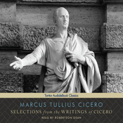 Selections from the Writings of Cicero (Unabridged) audiobook download