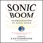 Sonic Boom: Globalization at Mach Speed (Unabridged) audiobook download