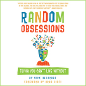 Random Obsessions: Trivia You Can't Live Without (Unabridged) audiobook download